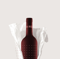 La Viña Roja. A Art Direction, Br, ing, Identit, and Packaging project by María Hdez         - 06.12.2016