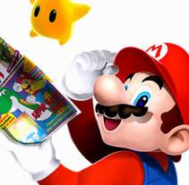 Super Mario HC. Un proyecto de Ilustración y Comic de Ana del Valle Seoane - 17-12-2016