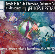 Crisma para la delegación. A Photograph, and Graphic Design project by Héctor Vela Rivas - 19-12-2016