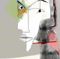 Colágeno y plancha. Un proyecto de Ilustración de Aida  - 08-01-2017