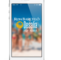 App Ron Barceló Desalia. A UI / UX, Graphic Design, Information Architecture&Interactive Design project by Beatriz Ulldemolins Anglés         - 09.01.2017