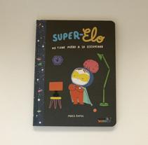 Súper Elo. A Illustration project by Ilustración  - 11-01-2017