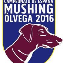 MUSHING Campeonato de España. A Graphic Design, and Screen-printing project by Ricardo García Lumbreras - Nov 12 2016 12:00 AM