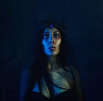 Angmar. A Photograph, Fine Art, Lighting Design, and Post-Production project by Fátima Ruiz - 13-01-2017