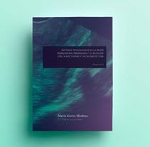 Cubiertas Tesis Doctorales. Un proyecto de Diseño editorial y Diseño gráfico de Clara Briones Vedia - 15-01-2017