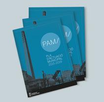 PAM / Pla d'Actuació Municipal. A Graphic Design project by estudi_anecta         - 29.11.2016