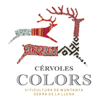 Bordado Etiquetas Cérvoles Colors. A Design, Crafts, Fine Art, and Packaging project by Señorita Lylo - 17-01-2017