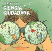 Ciencia Ciudadana. Um projeto de Ilustração de María Castelló Solbes         - 19.01.2017
