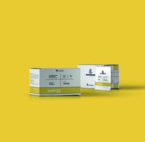 Presentación Marca - Diseño de Marca, Packaging y Tríptico. Un proyecto de Dirección de arte, Br, ing e Identidad y Packaging de Javier López         - 21.01.2017