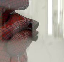 Glass heart. Un proyecto de 3D, Dirección de arte y Diseño gráfico de Melo  - 22-01-2017