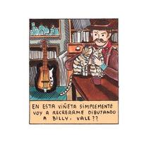 Vice Noisey. A Comic project by Roberta Vázquez         - 25.01.2017