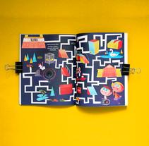 RAKETA MAGAZINE - Nº 9. Un proyecto de Ilustración y Dirección de arte de Jhonny  Núñez - Miércoles, 01 de febrero de 2017 00:00:00 +0100