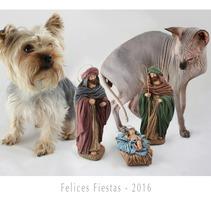 Alegrame las pascuas 2016. A Photograph project by Gil Gijón         - 17.12.2015