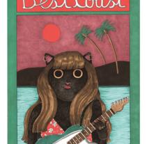 Best Coast. A Illustration project by Roberta Vázquez         - 07.02.2017