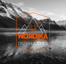 Nordika Identidad Corporativa y Branding. A Illustration, Br, ing, Identit, and Graphic Design project by Chamadoira         - 08.02.2017