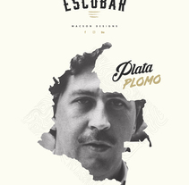 ESCOBAR. A Graphic Design, T, and pograph project by Max Gener Espasa - 11-02-2017