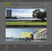 Archmedium. Un proyecto de Desarrollo Web de rseoaneb - 14-08-2014