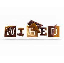 wired magazine. A 3D, T, and pograph project by Jenue  - Feb 13 2017 12:00 AM