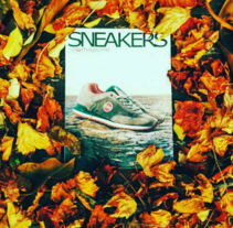 Sneakers Magazine ES. A Advertising, Marketing, and Social Media project by Ana Ruiz         - 26.12.2015