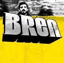 Dossier BREA. Un proyecto de Diseño gráfico de Luis Cuevas - 21-11-2015