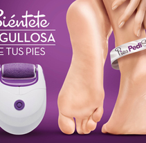 SIÉNTETE ORGULLOSA DE TUS PIES. A Advertising, Art Direction, and Graphic Design project by Adalaisa  Soy         - 17.02.2015