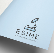 ESIME | Branding . A Design, Br, ing, Identit, and Graphic Design project by Saúl Arribas Miguel         - 19.02.2017