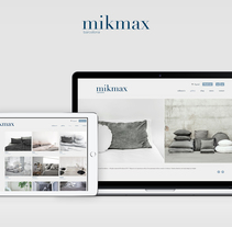 Ecommerce Mikmax. A Web Development project by Federico Crivellaro - 19-02-2017