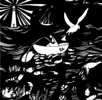 La Mar. Um projeto de Ilustração de raquel arriola caamaño         - 21.10.2016