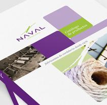 Nueva imagen de Naval Cordelería.. A Art Direction, Br, ing, Identit, Editorial Design, and Graphic Design project by Pepe Sierras         - 23.02.2017