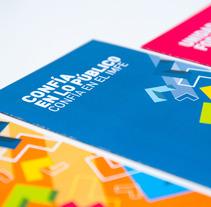 Nuevo diseño IMFE Málaga. Un proyecto de Diseño gráfico de DIKA estudio  - 23-02-2017