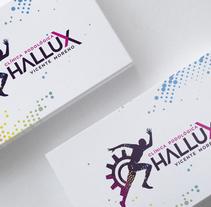 Identidad Corporativa – Hallux. Un proyecto de Diseño, Br, ing e Identidad, Diseño gráfico, Marketing y Tipografía de Moisés Miranda         - 02.03.2017