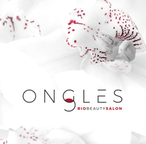 ONGLES. A Br, ing, Identit, Graphic Design, and Web Design project by Mi Werta Estudio Creativo          - 03.03.2017
