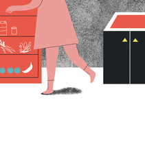 ¡Atrapa al ladrón!. Um projeto de Ilustração de Sandra Rilova         - 03.03.2017
