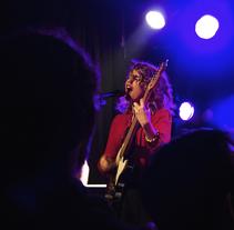 Fotografía de concierto. Um projeto de Fotografia de Laura Solano Bertrán         - 04.09.2014