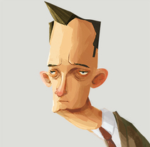 character design. A Illustration, Animation, and Character Design project by Julia Millan Moneva - 29-01-2015