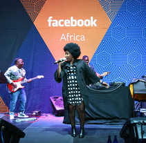Facebook Africa new market launch. A Design, Art Direction, Events, Graphic Design, and Marketing project by Sara de la Mora         - 30.06.2015