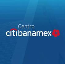 Campaña institucional Centro Banamex 2013. Um projeto de Design gráfico e Marketing de Roger Márquez J         - 14.04.2013