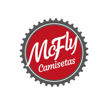 McFly Camisetas - Identidad Corporativa. A Illustration, Br, ing, Identit, and Graphic Design project by Trinidad Reyes Torregrosa Morales         - 10.03.2017