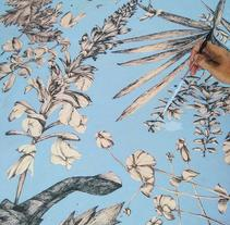 vida arte y naruraleza. A Pattern design project by Maica Gv         - 01.05.2017