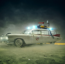 Ecto-1. A Photograph, and Post-Production project by Felix Hernandez Dreamphography         - 20.02.2017