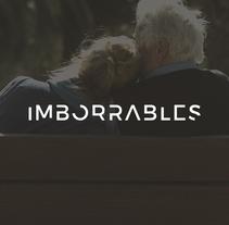 Imborrables. A Design, Illustration, Advertising, Art Direction, Events, Graphic Design, Web Design, Video, and Naming project by Grupo Enfoca  - 28-03-2017
