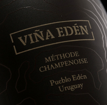 Viña Edén Wines. A Br, ing, Identit, and Packaging project by Christian Grille         - 28.03.2014