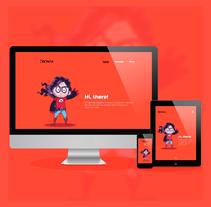 Mi Proyecto del curso: Diseño web: Be Responsive!. Un proyecto de Diseño Web de Germán Santero Moreno         - 01.04.2017