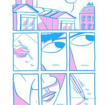 La obsesión de Picasso. A Comic project by Felipe H. Navarro - 07-07-2011