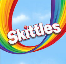 Digital/BTL/ATL Campaign - Skittles. A Advertising project by Thomas Maury         - 13.04.2017