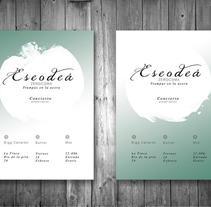 ESEODEA. A Graphic Design project by Imaginsa Estudio         - 15.04.2017
