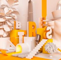 BAIRES. Un proyecto de 3D y Diseño gráfico de luis Lopez - 23-04-2017