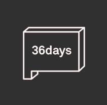 36 Days of Type. Un proyecto de Ilustración, Dirección de arte, Diseño gráfico y Tipografía de Christian Amador         - 30.04.2017
