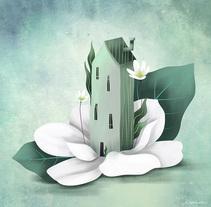 Proyecto personal :). Un proyecto de Ilustración, Diseño editorial, Bellas Artes e Ilustración vectorial de Rosemarie  - 26-04-2017