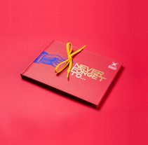 Catálogo Munich Sports. Un proyecto de Diseño, Dirección de arte, Diseño editorial y Lettering de Sergi Ferrando - 09-05-2017